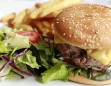Le Burger du «Grillon»